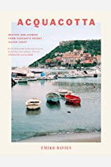 Acquacotta: Recipes and Stories from Tuscany's Secret Silver Coast Hardcover