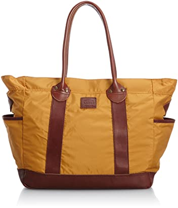 Aigle Washing Tote Bag 8508-51805: Mustard