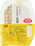 【Amazon.co.jp限定】越後製菓 特別栽培米こしひかり玄米 150g×12個