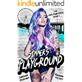 Sinners' Playground: A Dark Gang Romance (The Harlequin Crew Book 1)