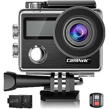 Amazon.co.jp: APEMAN アクションカメラ 4K WIFI搭載 2000万画素 UHD 2 ...