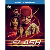 The Flash: The Complete Sixth Season (Blu-ray + Digital + Bonus Disc)