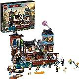 LEGO® NINJAGO® - NINJAGO® City Docks 70657