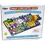 Elenco Snap Circuits 203 Electronics Discovery Kit
