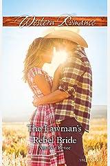 The Lawman's Rebel Bride (Saddle Ridge, Montana Book 1) Kindle Edition