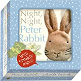 Night Night Peter Rabbit Cloth Book