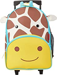 Skip Hop SH212311 Zoo Kids Rolling Luggage