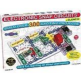 Snap Circuits SC-300 Electronics Discovery Kit Black