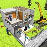 現代の家の設計&家建設ゲーム3D