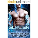 Glacier: An Alien Warrior Romance (Elemental Mates Book 1)