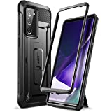 SUPCASE Unicorn Beetle Pro Series Case for Samsung Galaxy Note 20 Ultra (2020 Release), Full-Body Rugged Holster & Kickstand