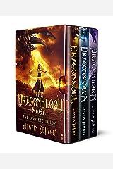 The Dragonblood Saga: The Complete Trilogy Kindle Edition