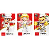 【amiibo】マリオ ピーチ クッパ ウェディングスタイル アミーボ Nintendo【スーパーマリオシリーズ】