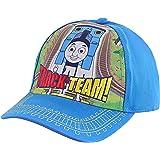 Mattel Baby Kids Hat for Toddler Boys Ages 2-4 Thomas & Friends Baseball Cap, Blue