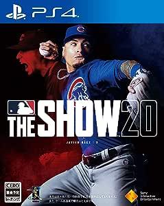 【PS4】MLB® The Show™ 20(英語版)【早期購入特典】ゴールドチョイスパック×1(封入)【Amazon.co.jp限定】PS Hits / Value Selection対象製品に使える800円OFFクーポン (配信)