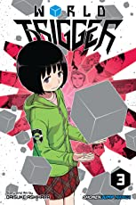 World Trigger, Vol. 3