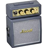 Marshall MS2C Classic Portable Micro Amplifier Amp Speaker for Electric Guitar