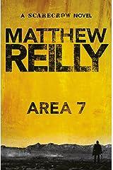 Area 7: A Scarecrow Novel 2 Kindle Edition