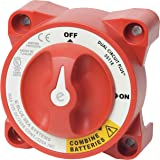 Blue Sea Systems 350 Amp E-Series Battery Switches
