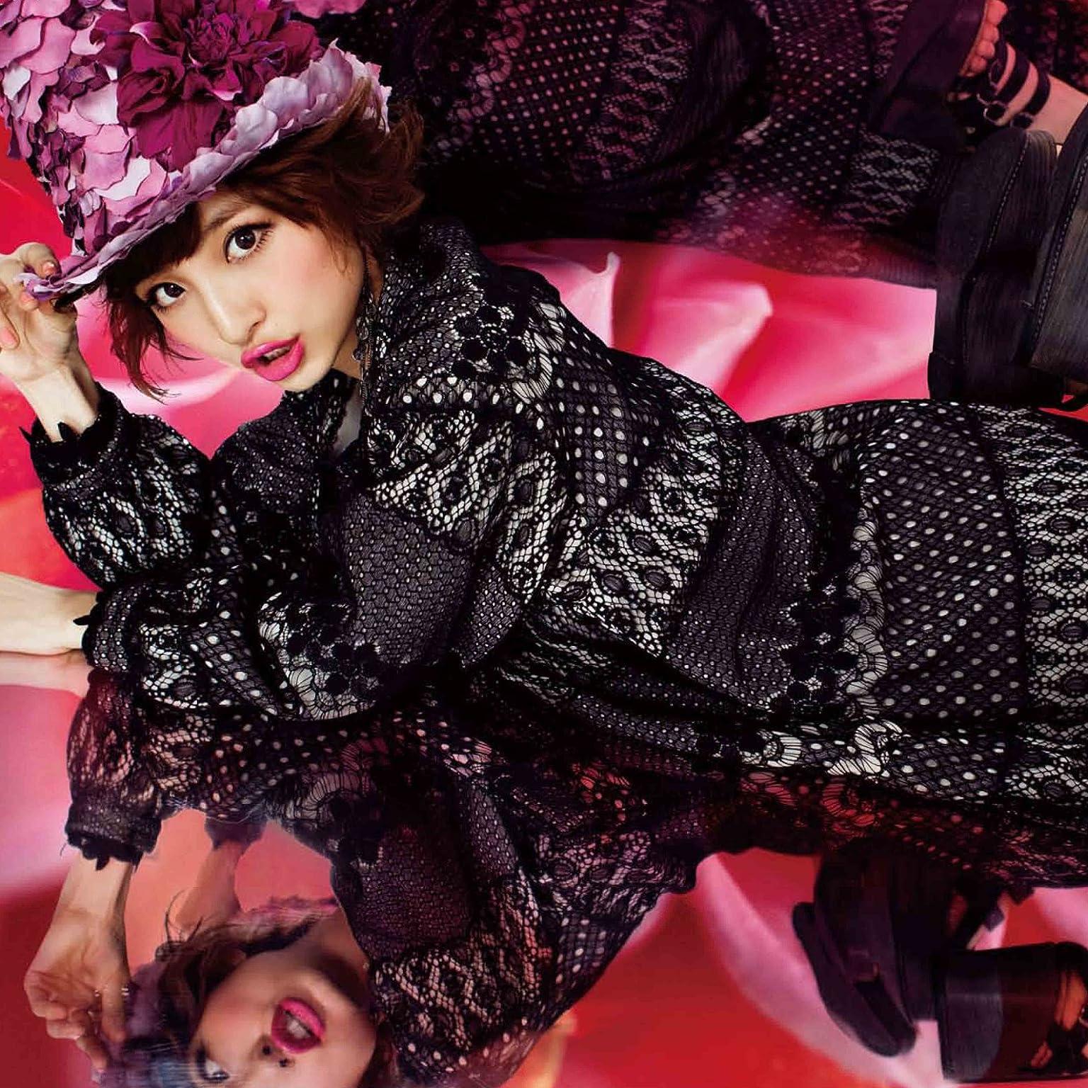 篠田麻里子 M girl 2011-2012AW 蜷川実花×篠田麻里子 iPad壁紙 画像41512 スマポ