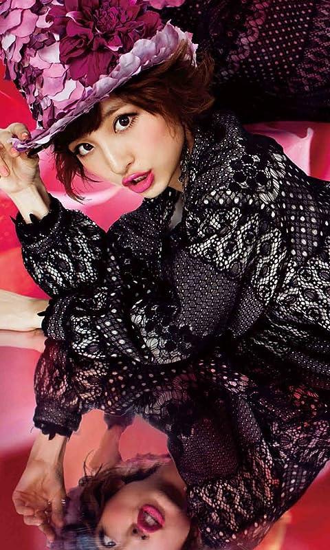 篠田麻里子 M girl 2011-2012AW 蜷川実花×篠田麻里子 FVGA(480×800)壁紙 画像38339 スマポ