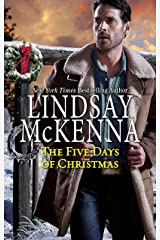 The Five Days of Christmas (novella) (Morgan's Mercenaries) Kindle Edition