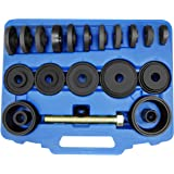 Astro Pneumatic Tool 78825 Master Front Wheel Bearing Adapter Puller Kit W/Grade 8 Drive Bolt