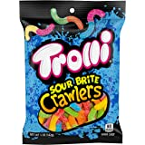 Trolli Sour Brite Crawlers, 5 Ounce, Pack of 8
