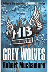 Grey Wolves: Book 4 (Henderson's Boys) Kindle Edition