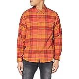 Hurley Men's Portland Flannel Long Sleeve