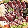 [冷蔵] 高知直送 一本釣り 藁焼き 生カツオタタキ 特製タレ/薬味セット【海昇】 (生カツオタタキ(500g))