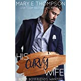 His Curvy Wife (Book Boyfriends Wanted 2)