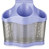 Polder Style Station, Periwinkle & Silver