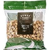 Genoa Foods Pistachios Roasted and Salted, 500 g, Pistachios Roasted and Salted