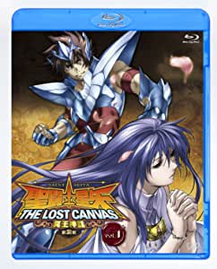 聖闘士星矢 THE LOST CANVAS 冥王神話 <第2章> Vol.1 [Blu-ray]