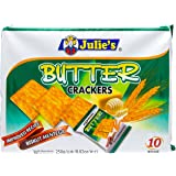 Julie's Butter Crackers Biscuits, 250g