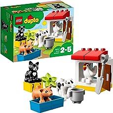 レゴ(LEGO) デュプロ ぼくじょうのどうぶつたち 10870
