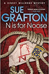 N is for Noose: A Kinsey Millhone Novel 14 Kindle Edition