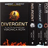 Divergent Series Box Set Books 1- 4, plus World of Divergent - By Veronica Roth