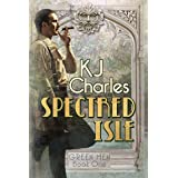 Spectred Isle (Green Men Book 1)