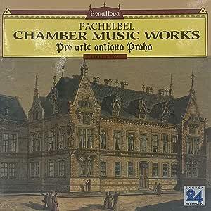パッヘルベル:室内楽曲集