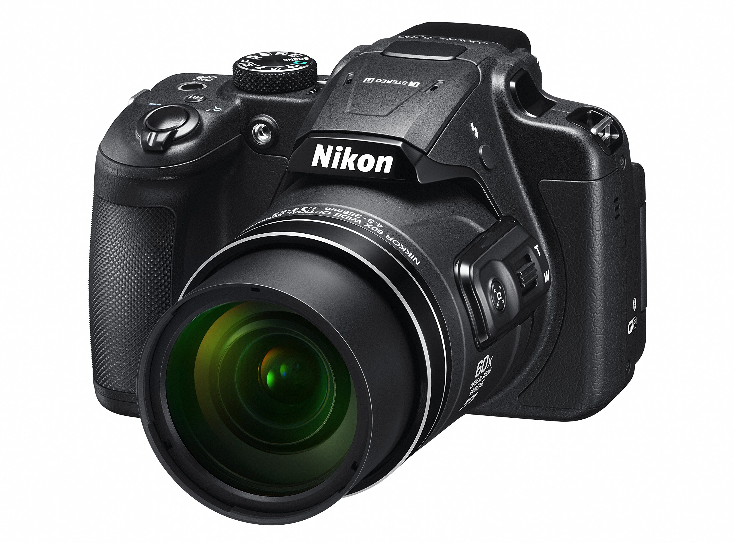 Nikon デジタルカメラ COOLPIX B700 光学60倍ズーム 2029万画素