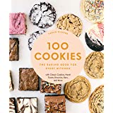 100 Cookies: The Baking Book for Every Kitchen, with Classic Cookies, Novel Treats, Brownies, Bars, and More