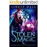 Stolen Magic (Dragon's Gift: The Huntress Book 3)