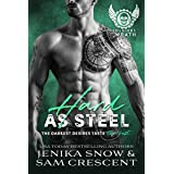 Hard As Steel (The Soldiers of Wrath, 3) (The Soldiers of Wrath MC Series)