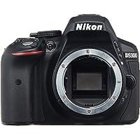 Nikon DSLR Camera D5300 Black 24 MP 3.2 inch LED Screen D5300BK