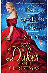 How the Dukes Stole Christmas: A Christmas Romance Anthology Kindle Edition