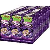 Pokka Kiyo Grape Juice, 250 ml (Pack of 24)
