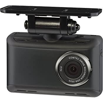 コムテック ドライブレコーダー HDR-202G 100万画素 HD 日本製&1年保証 常時録画 衝撃録画  GPS