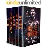 Hell's Ankhor Books 1 - 5: An MM Romance (Hell's Ankhor Bundle)